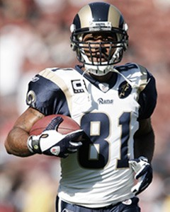 Torry Holt ain't called Big Game  for nothing.