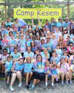 The 'magical' camp for kids whose parents have cancer
