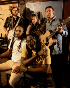 Join Us for An Intimate Evening of Music with Gangstagrass
